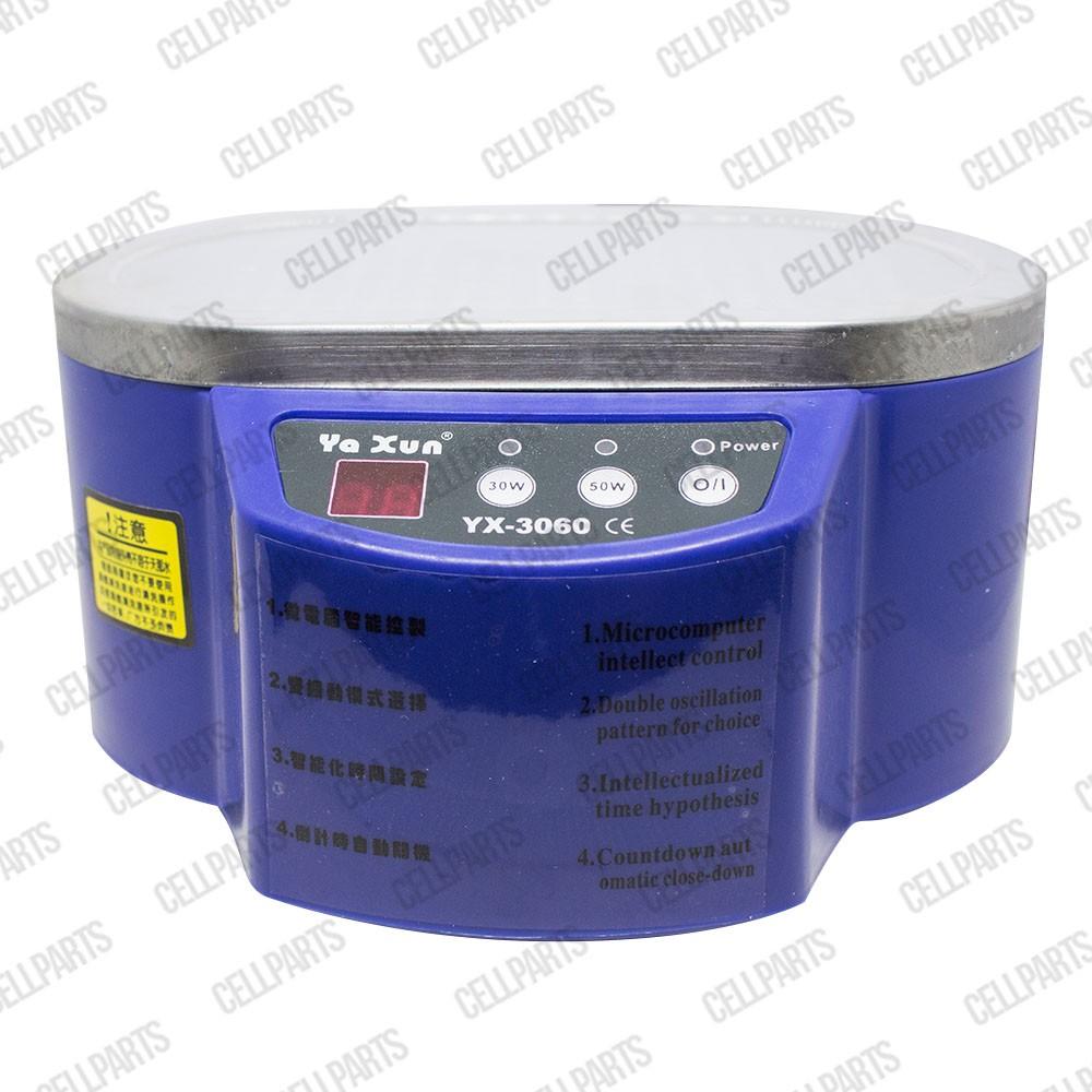 Cuba Ultrassom para Banho Quimico Yaxun 3060 110V