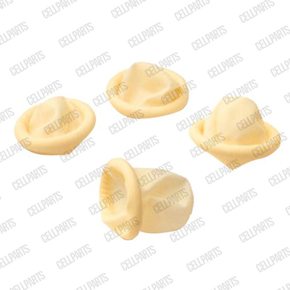 Dedeira Anti Estática de Borracha ESD c/ 20 Pcs - Athomic