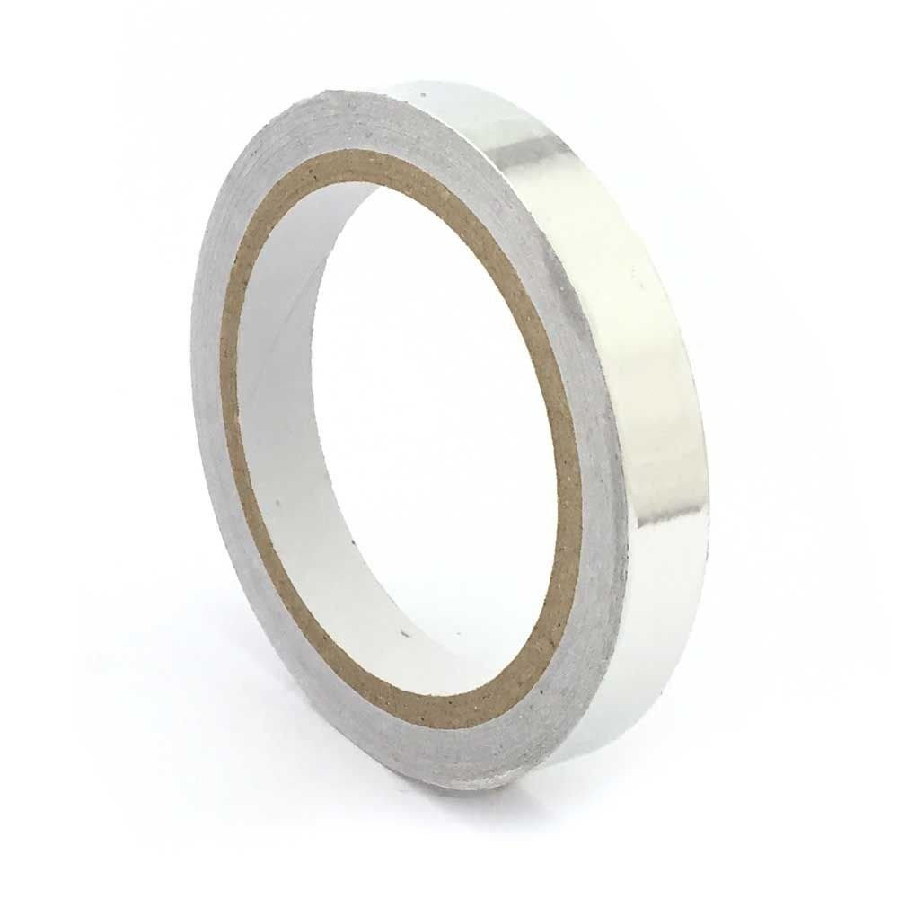 Fita Adesiva de Alumínio 15mm 30m