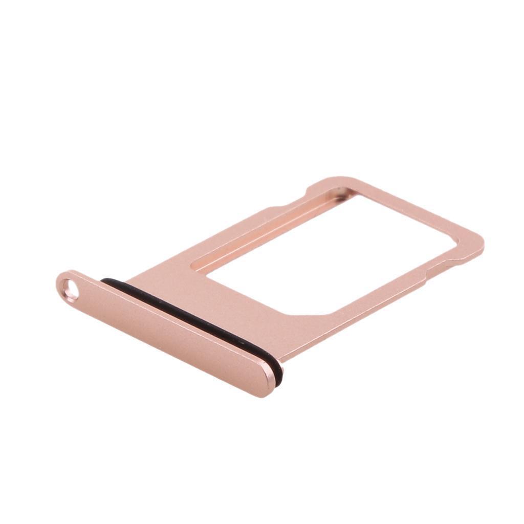 Gaveta Sim Card iPhone 8 A1863 A1905 A1906 Dourado