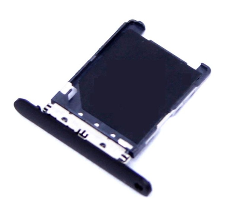 Gaveta Sim Card Nokia Lumia 720 Preto