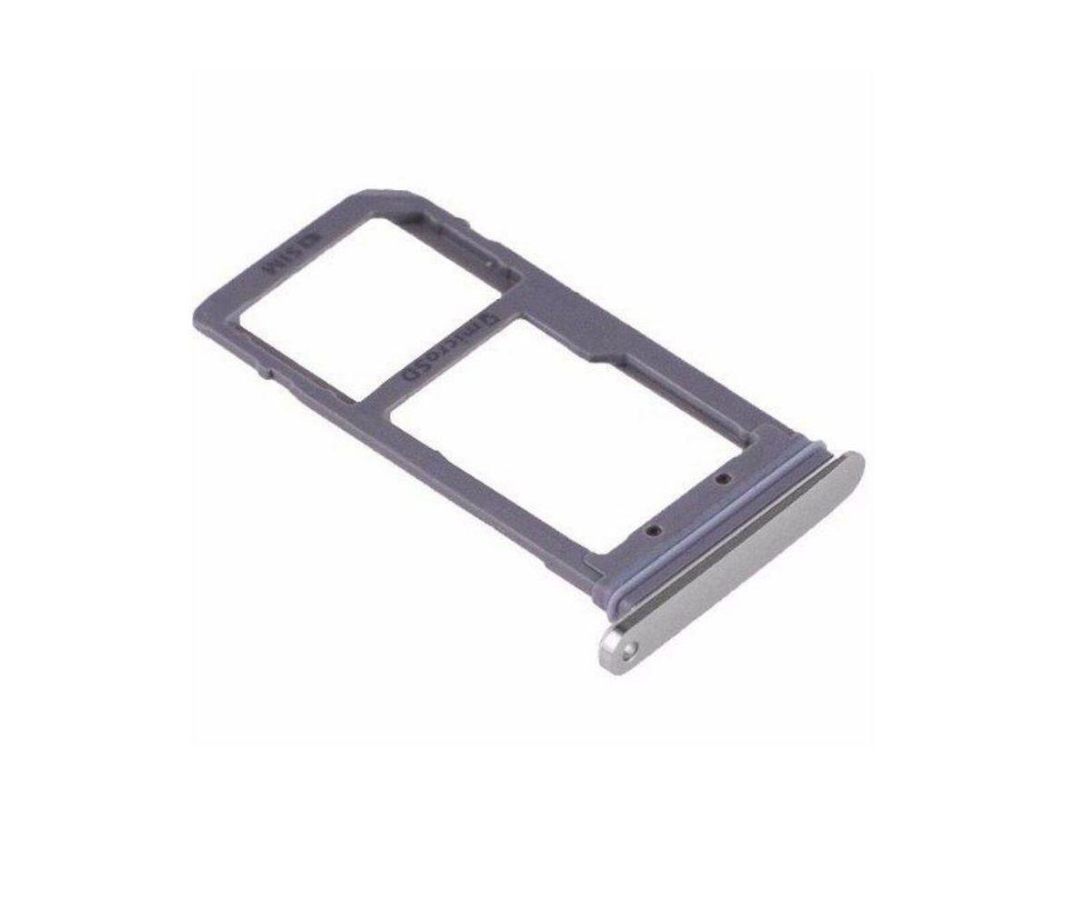 Gaveta Sim Card Samsung G930 S7 Prata