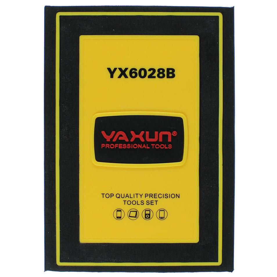 Kit Chaves Ferramentas Yaxun Yx-6028B c/ 38Pcs