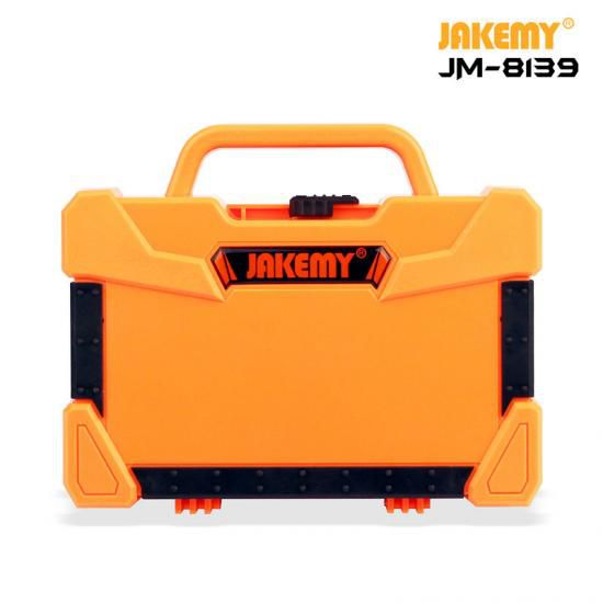 Kit Ferramentas Jakemy JM-8139 com 45 Pcs