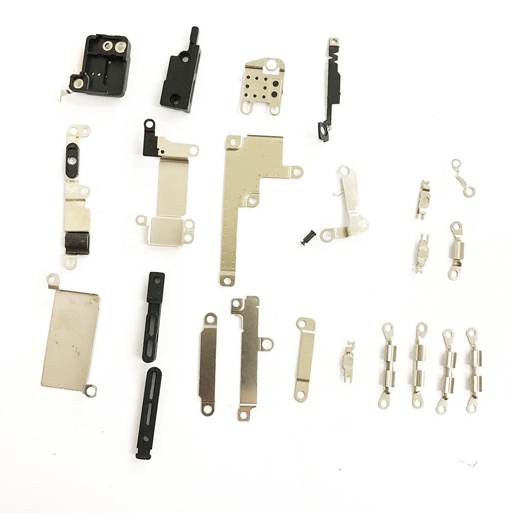 Kit peças internas Iphone 8 Plus A1864 A1897 A1898 - 24 Pçs