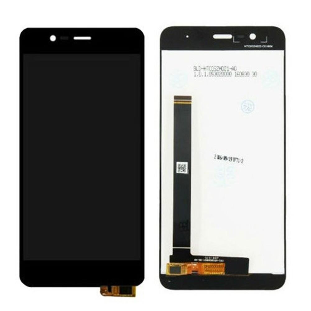 LCD Asus Zenfone 3 Max ZC520TL Preto