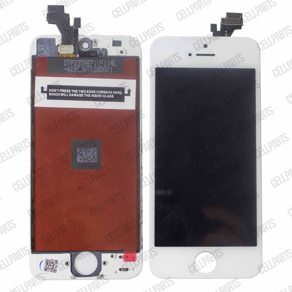 LCD iPhone 5G A1428 A1429 A1442 Branco