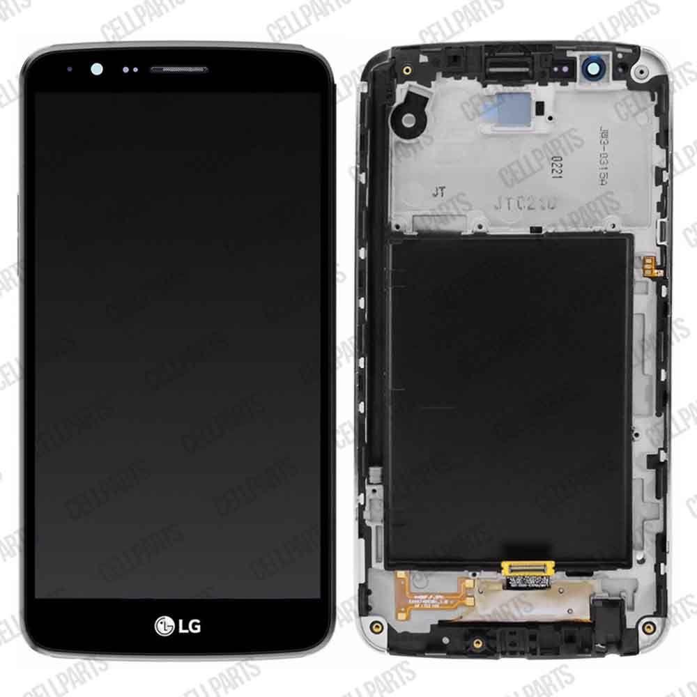 LCD LG K10 Pro M400 Preto