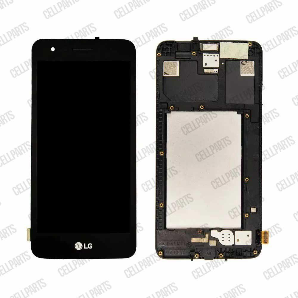 LCD LG K4 2017 X230DS Preto