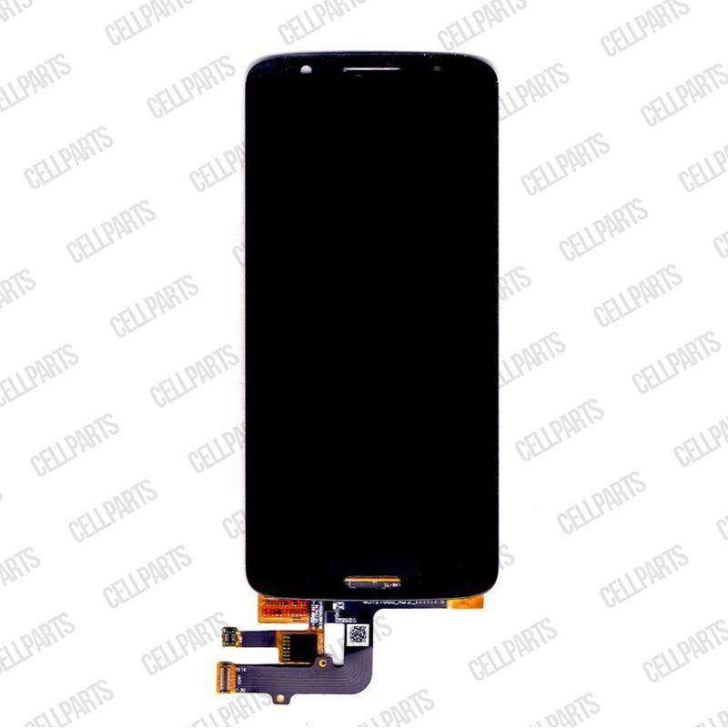 Tela Frontal Motorola Moto G6 XT1925 Preto
