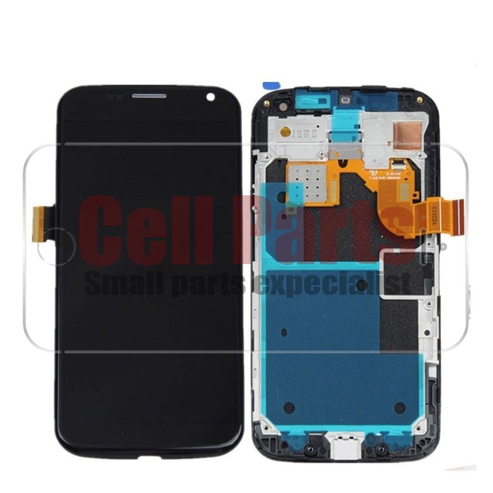 LCD Motorola Moto X Preto
