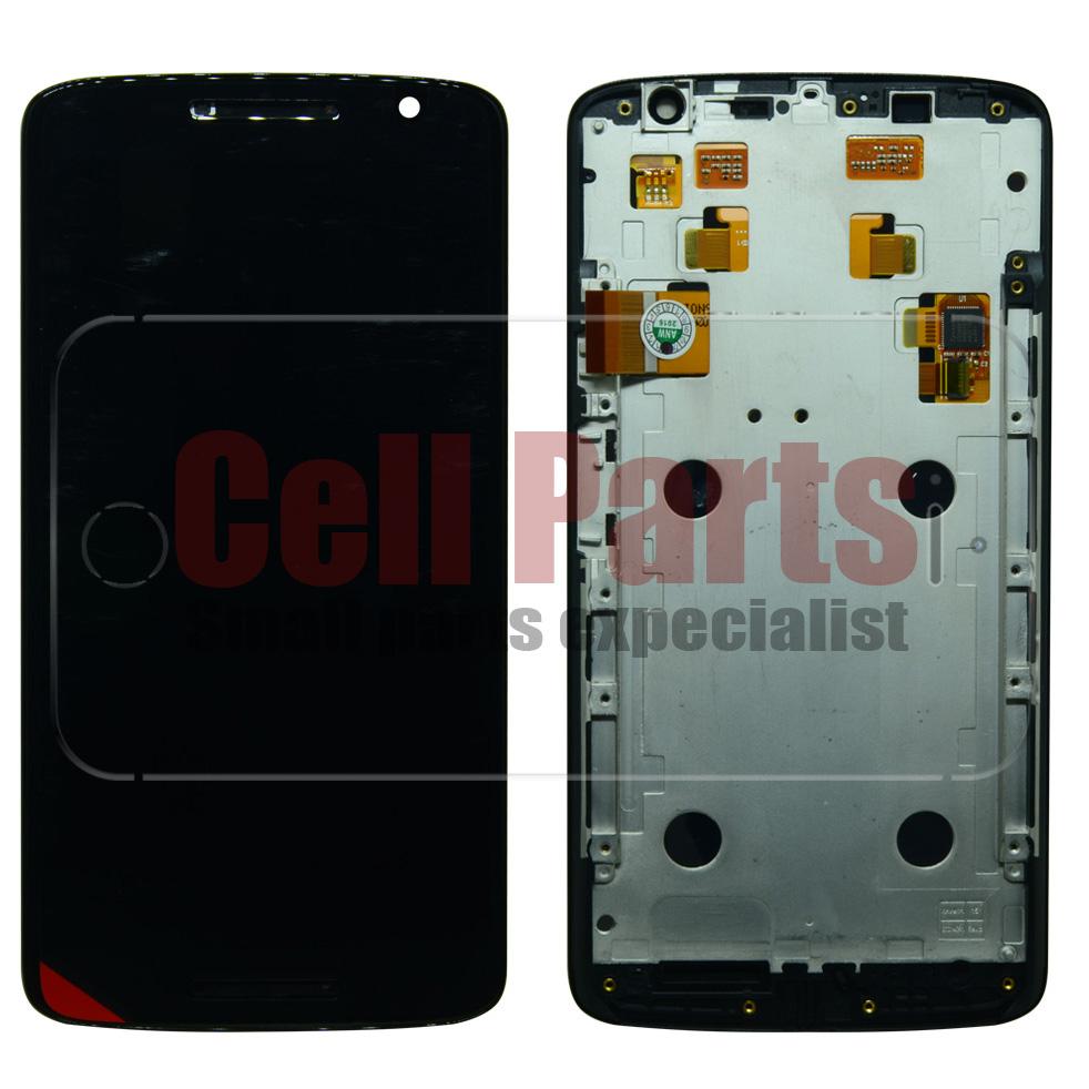 LCD Motorola Moto X Play Preto