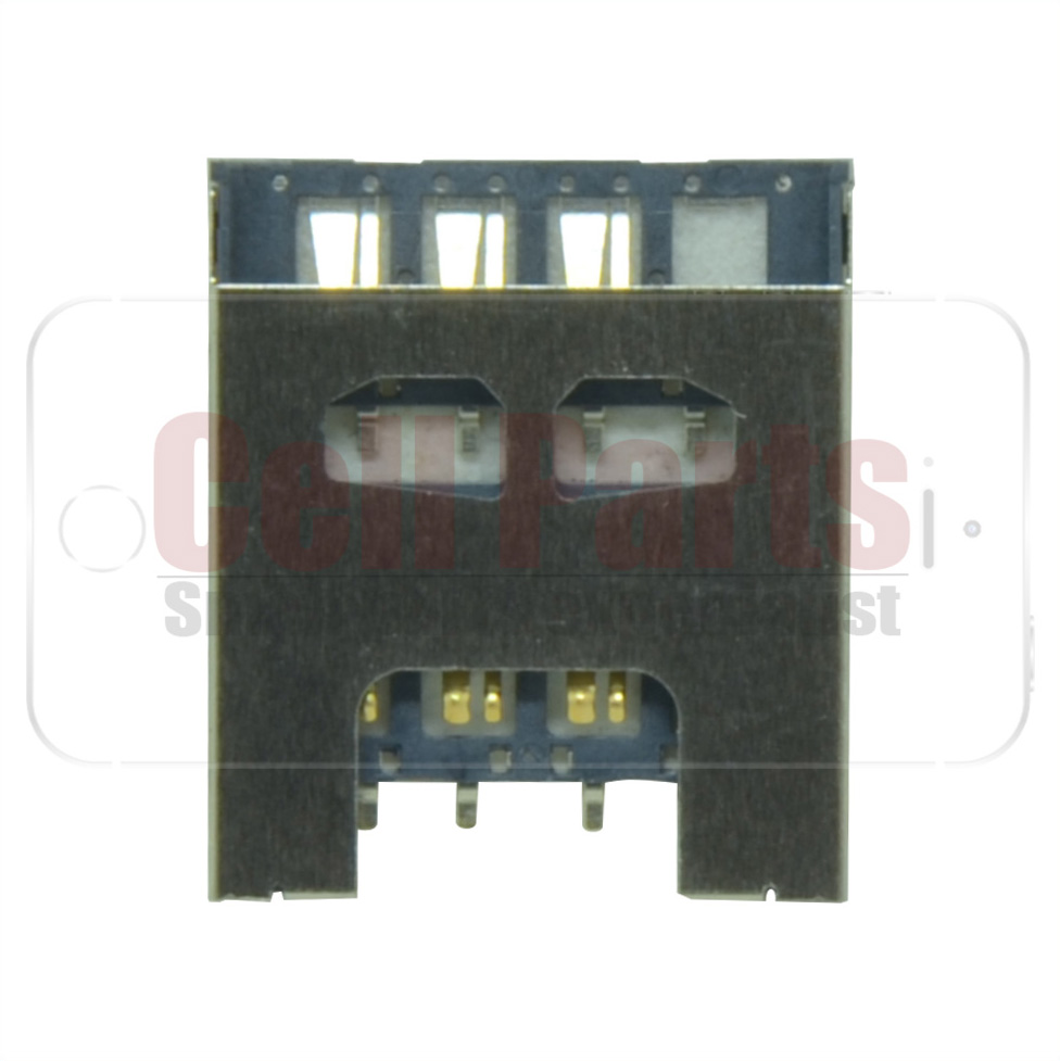 Leitor Conector Sim Card Acer S510 S1