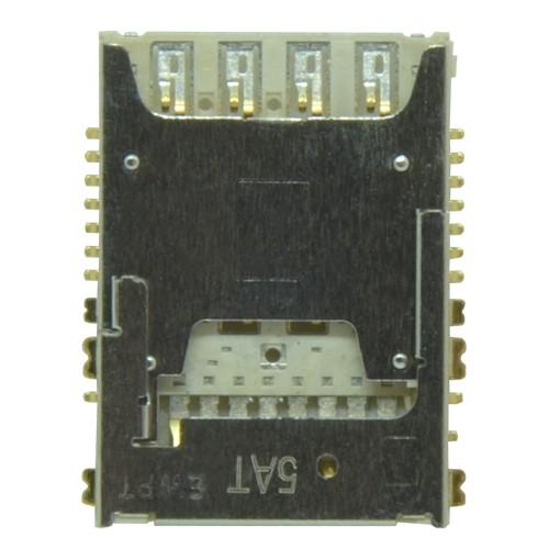 Leitor Sim Card Samsung  J200 J2 + Micro  SD Card