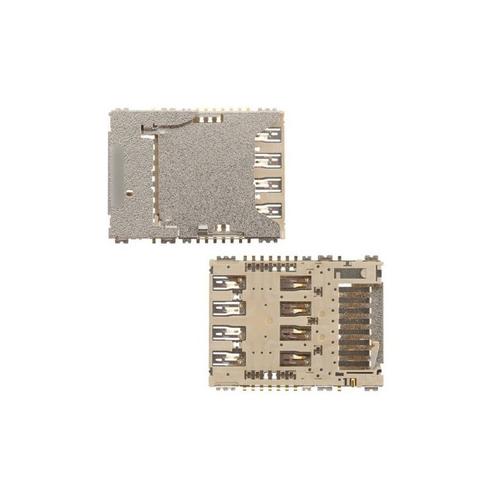 Leitor Sim Card Samsung J110 J1 Ace + Micro SD Card