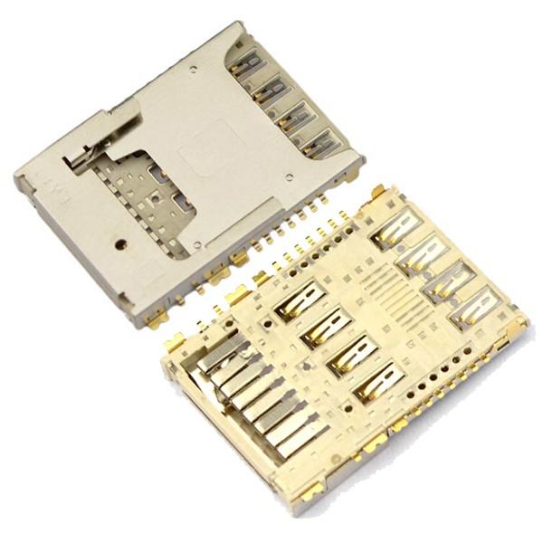 Leitor Sim Card + SD LG D855 G3