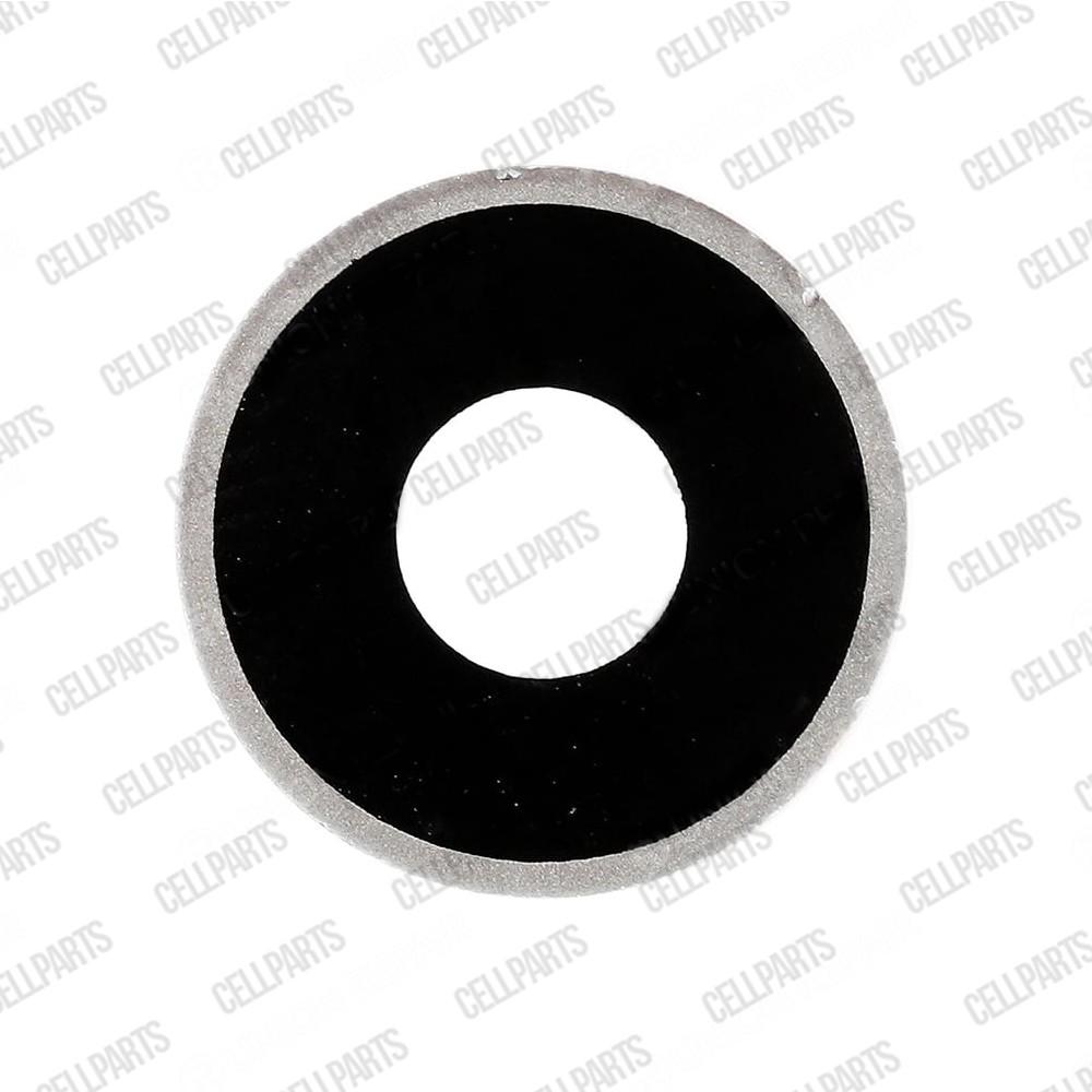 Lente Camera Asus Zenfone 6 A600 A601 Preto