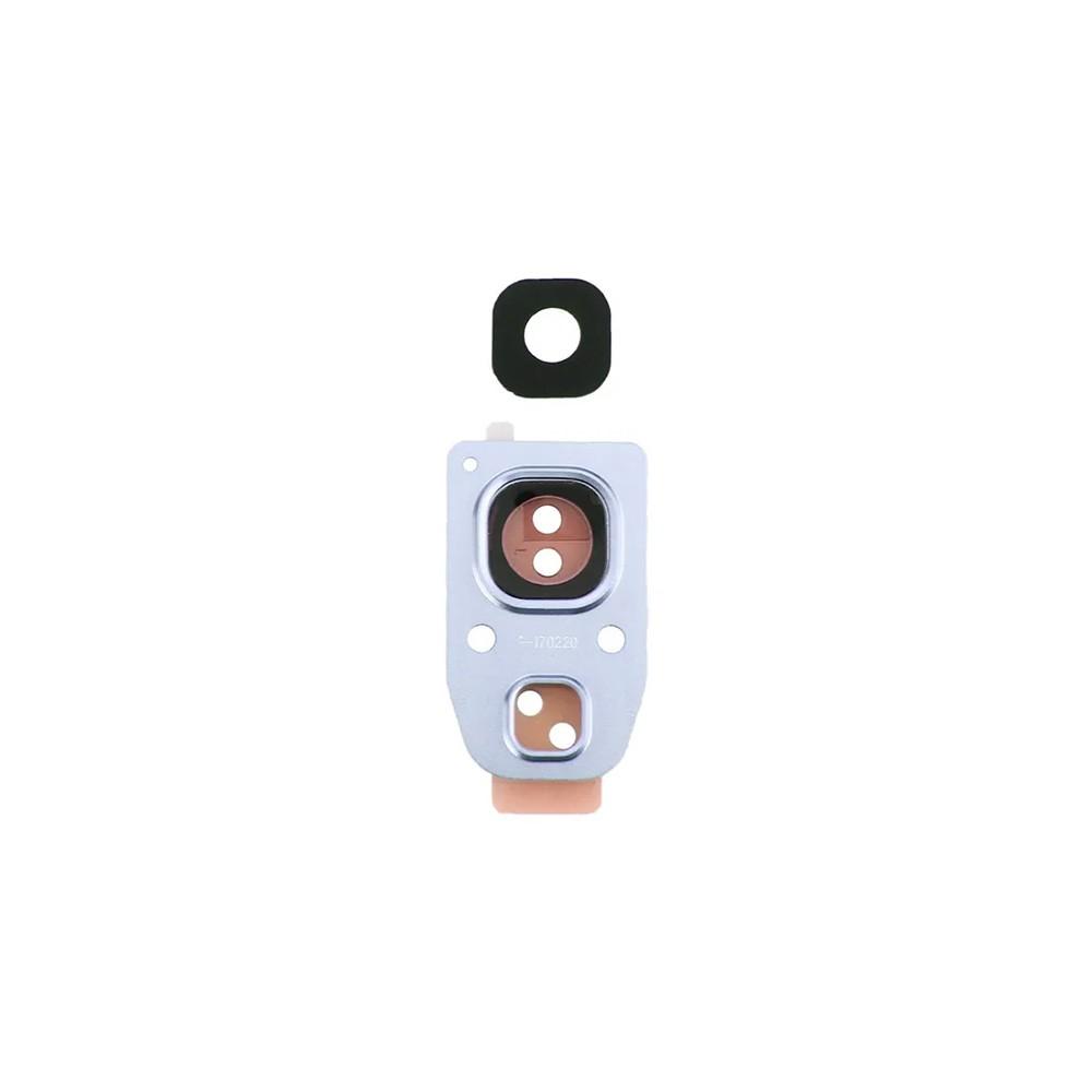 Lente Camera Samsung A3 A320 A5 A520 A7 A720 Azul