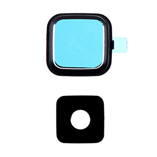 Lente Camera Samsung N910 Note 4 Preto