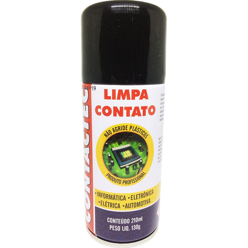 Limpa Contato Contatec 210ML