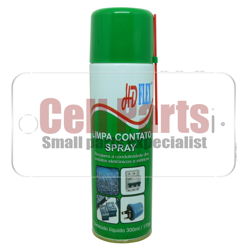 Limpa Contato Spray HD Flex 300ml
