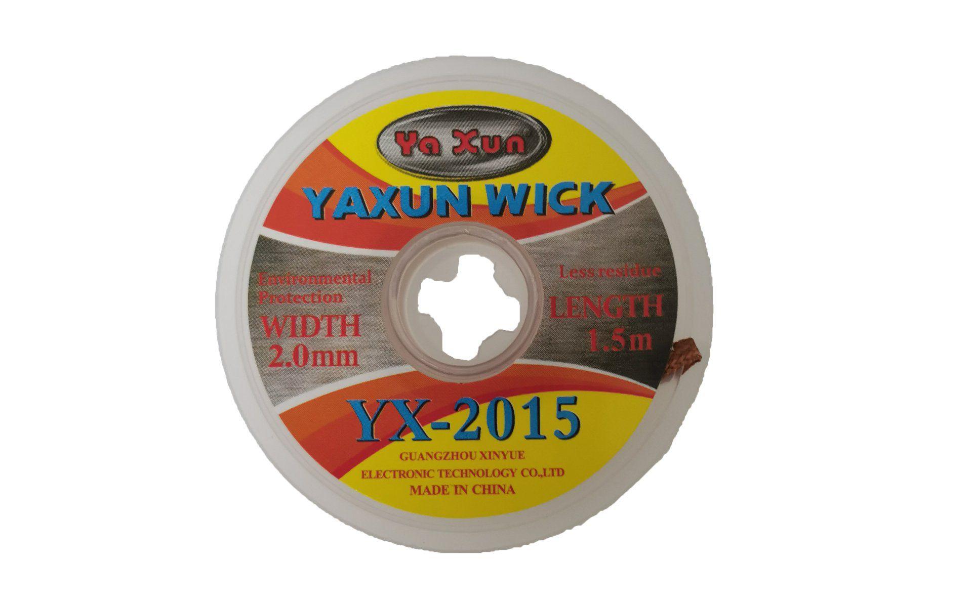 Malha Dessoldadora Yaxun 2.0mm X 1.5m Yx-2015