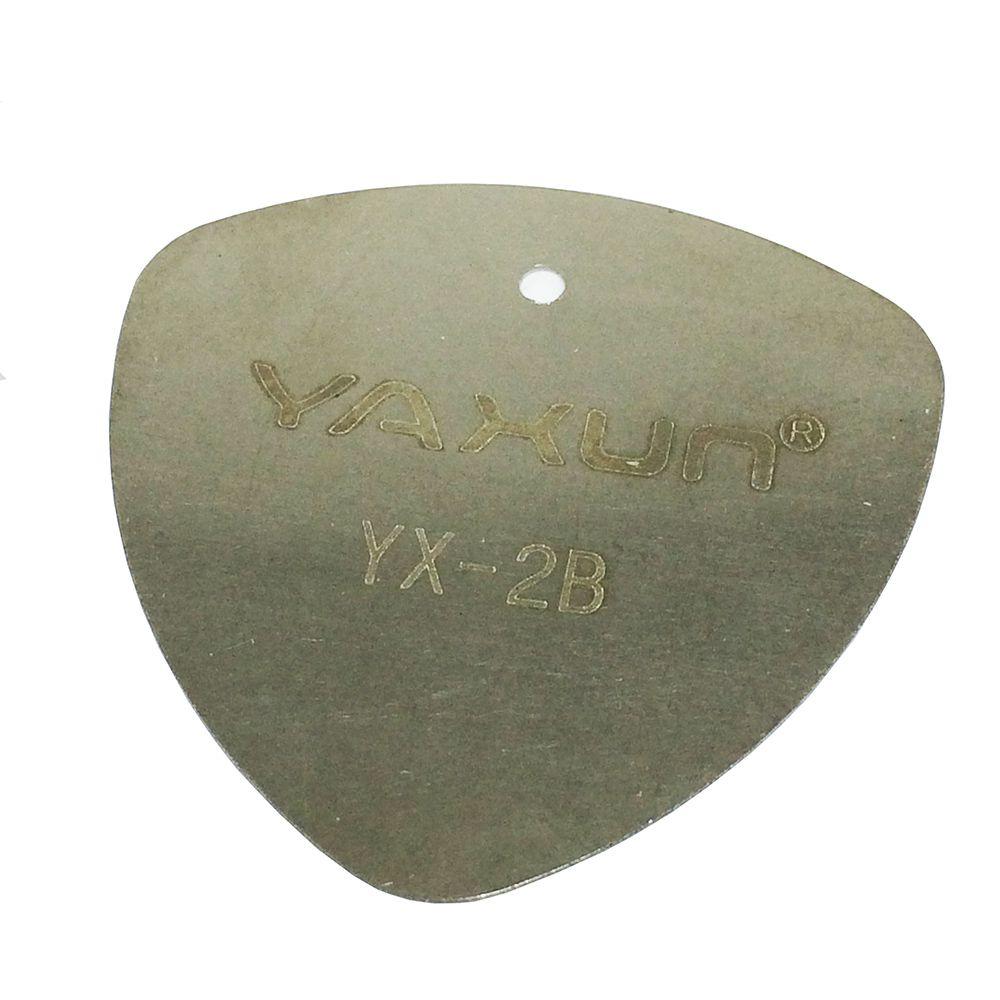 Palheta Espatula Chave Aço Inox Yaxun Yx-2b