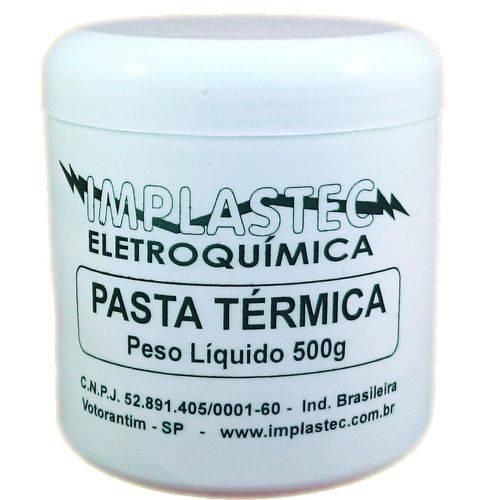 Pasta Térmica Implastec 500g