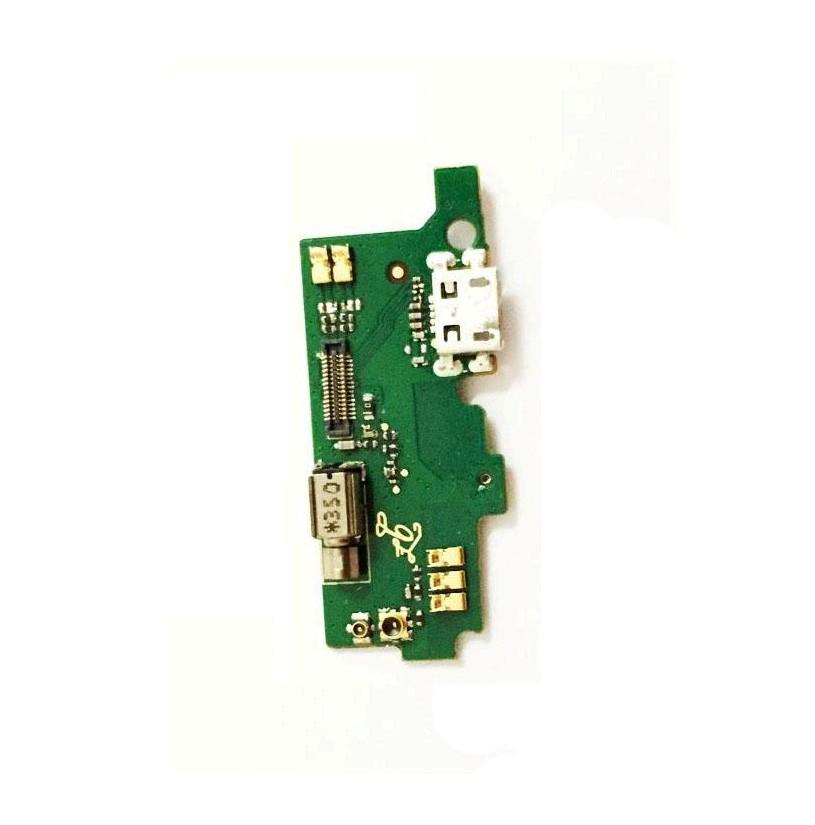 Placa Carga / Microfone / Vibra Alcatel 6043 iDol