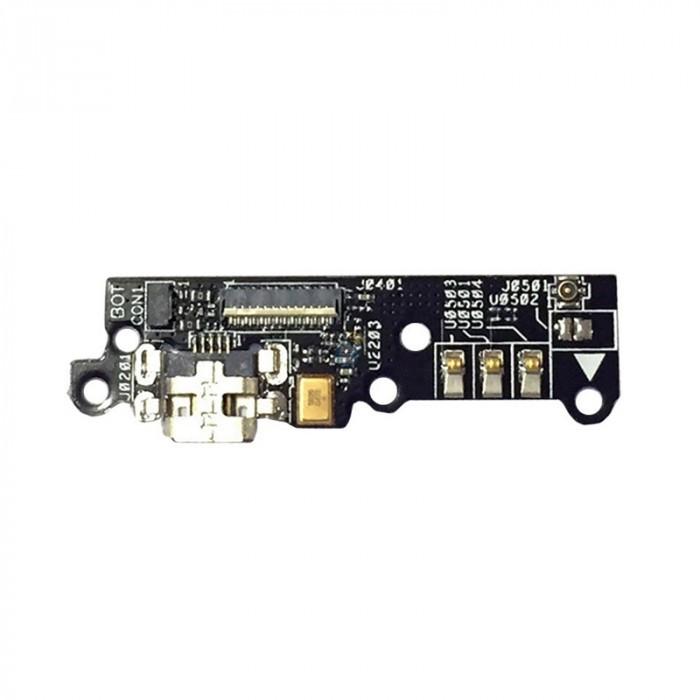 Placa Conector Carga + Microfone Asus Zenfone 6 A600 A601