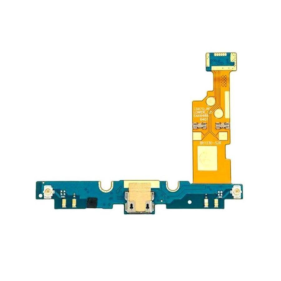 Placa Conector Carga / Microfone LG E977 E970 E975 Optimus G