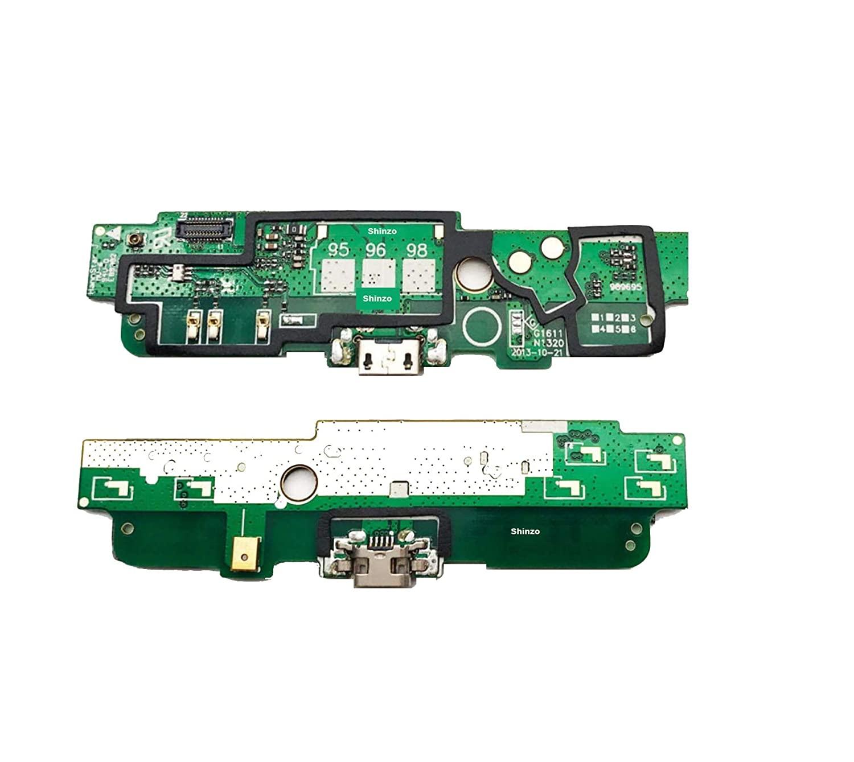 Placa Conector Carga / Microfone Nokia Lumia 1320