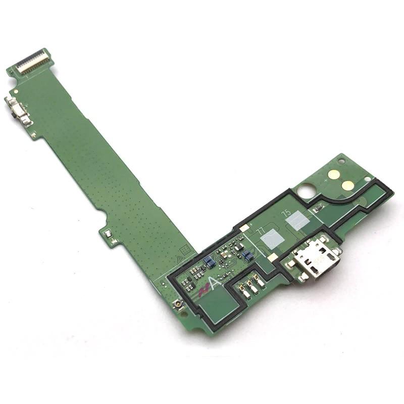 Placa Conector Carga / Microfone Nokia Lumia 535