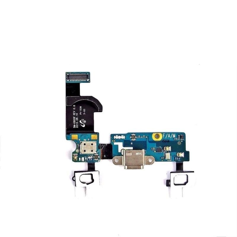 Placa Conector Carga / Microfone Samsung G800F S5 Mini