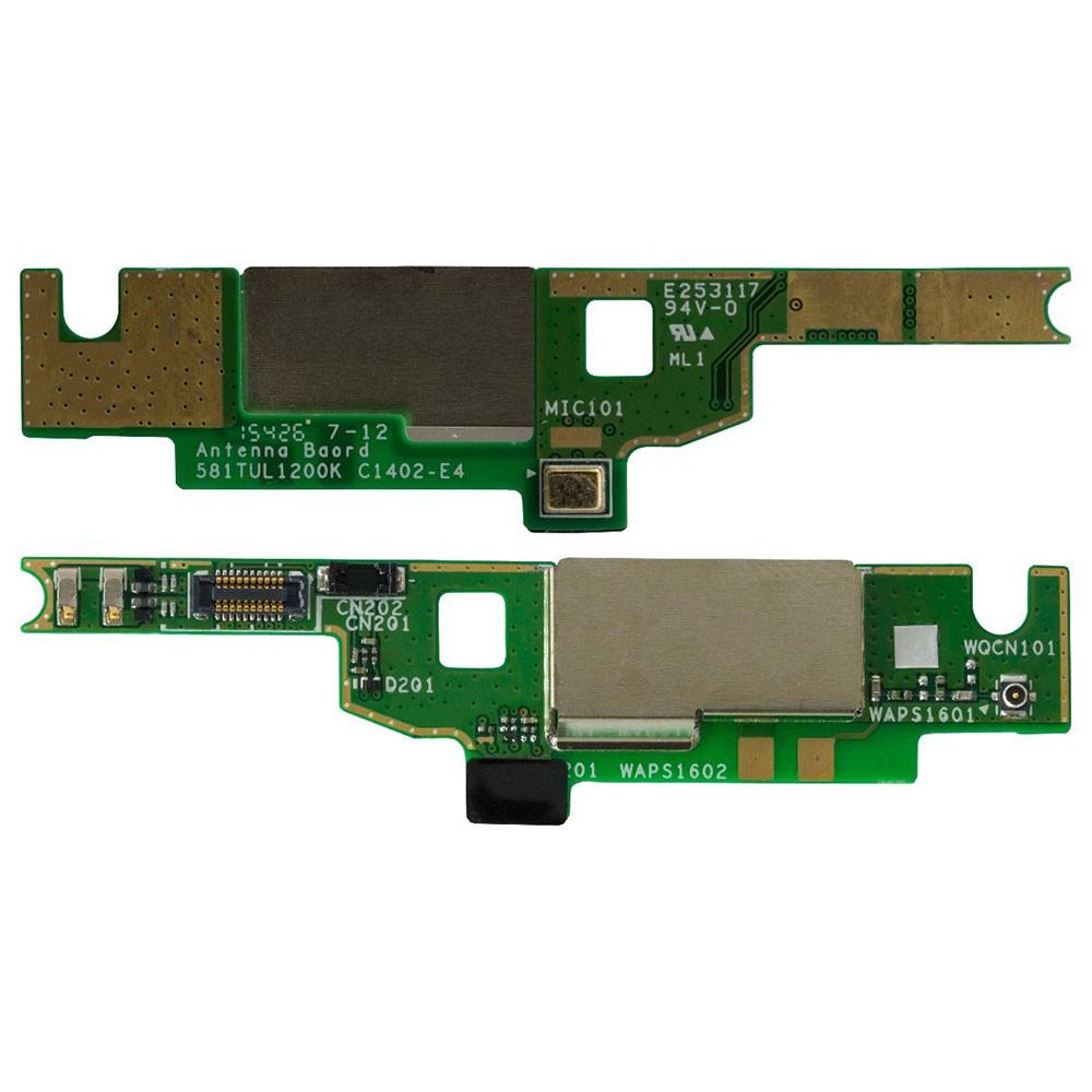 Placa Sony Xperia M4 Aqua E2303 E2363 Antena e Microfone