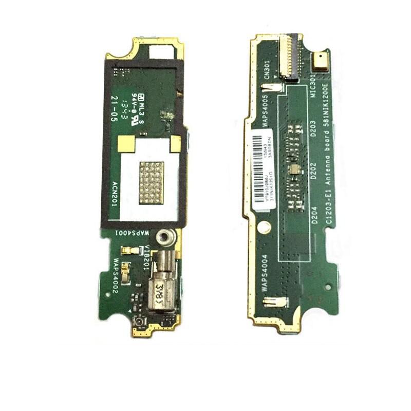 Placa Sony Xperia M C1904 C1905 com Microfone e Vibracall
