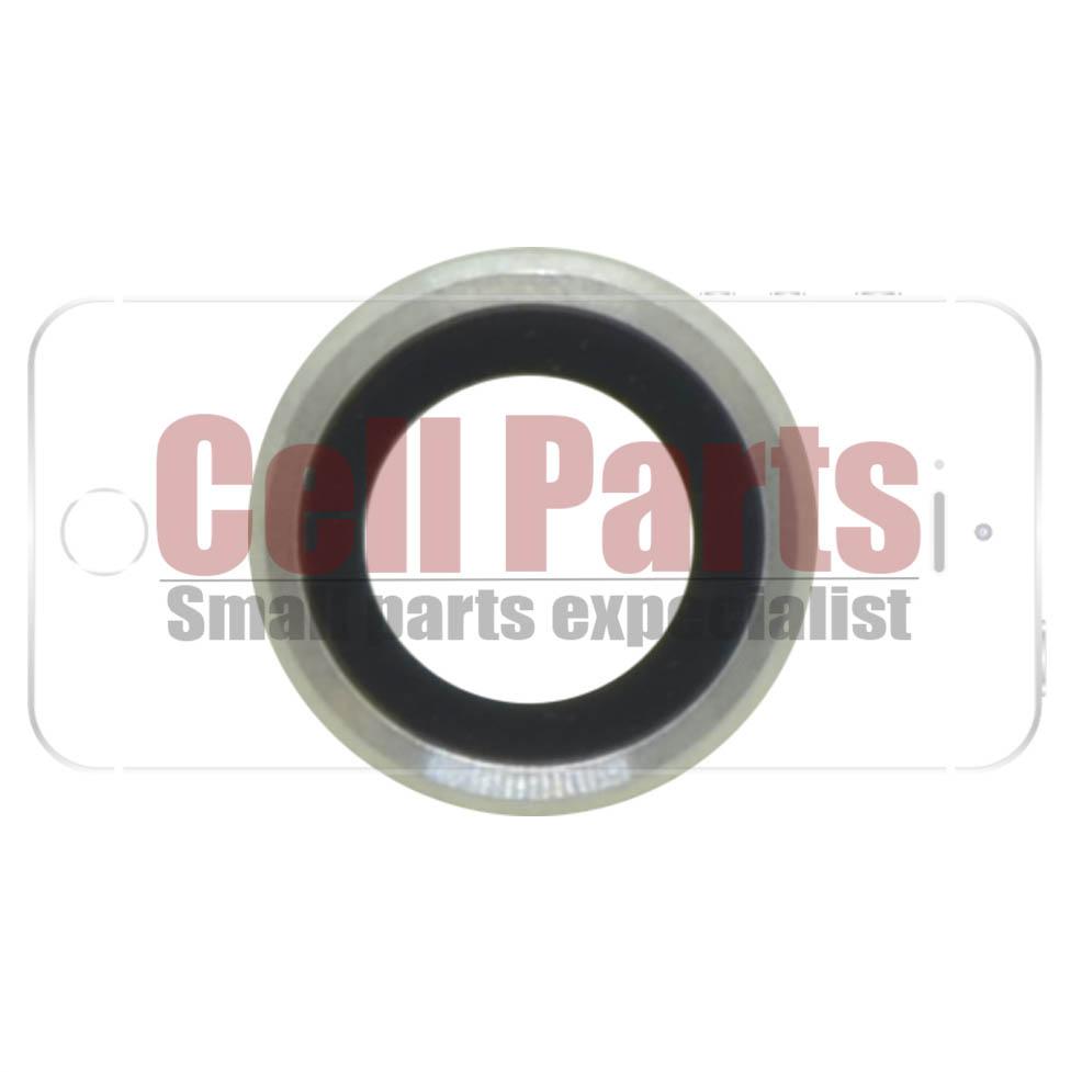 Lente Camera iPhone 6 4.7 Prata
