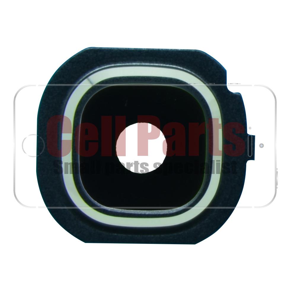 Lente Camera Samsung J510 J5 2016 Azul