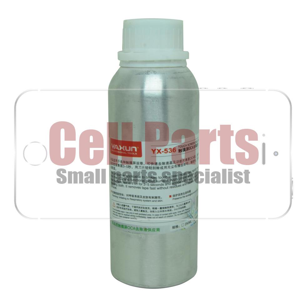 Removedor Cola UV Yaxun YX-536