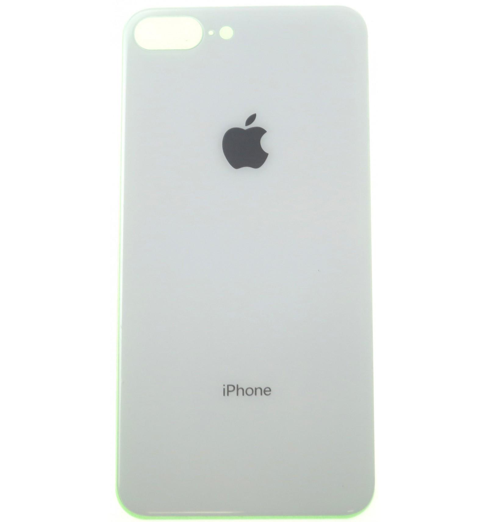 Tampa Bateria Iphone 8 Plus A1864 A1897 A1898 Branco