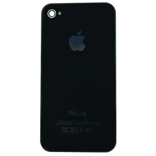 Tampa Traseira iPhone 4S A1387 Preto