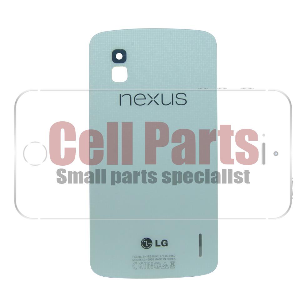 Tampa Traseira LG E960 Nexus 4 Branca