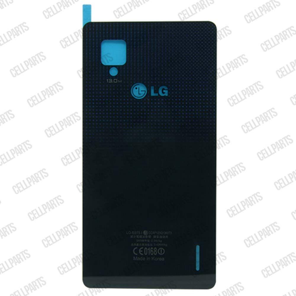 Tampa Traseira LG E975 E977 Optimus G Preta