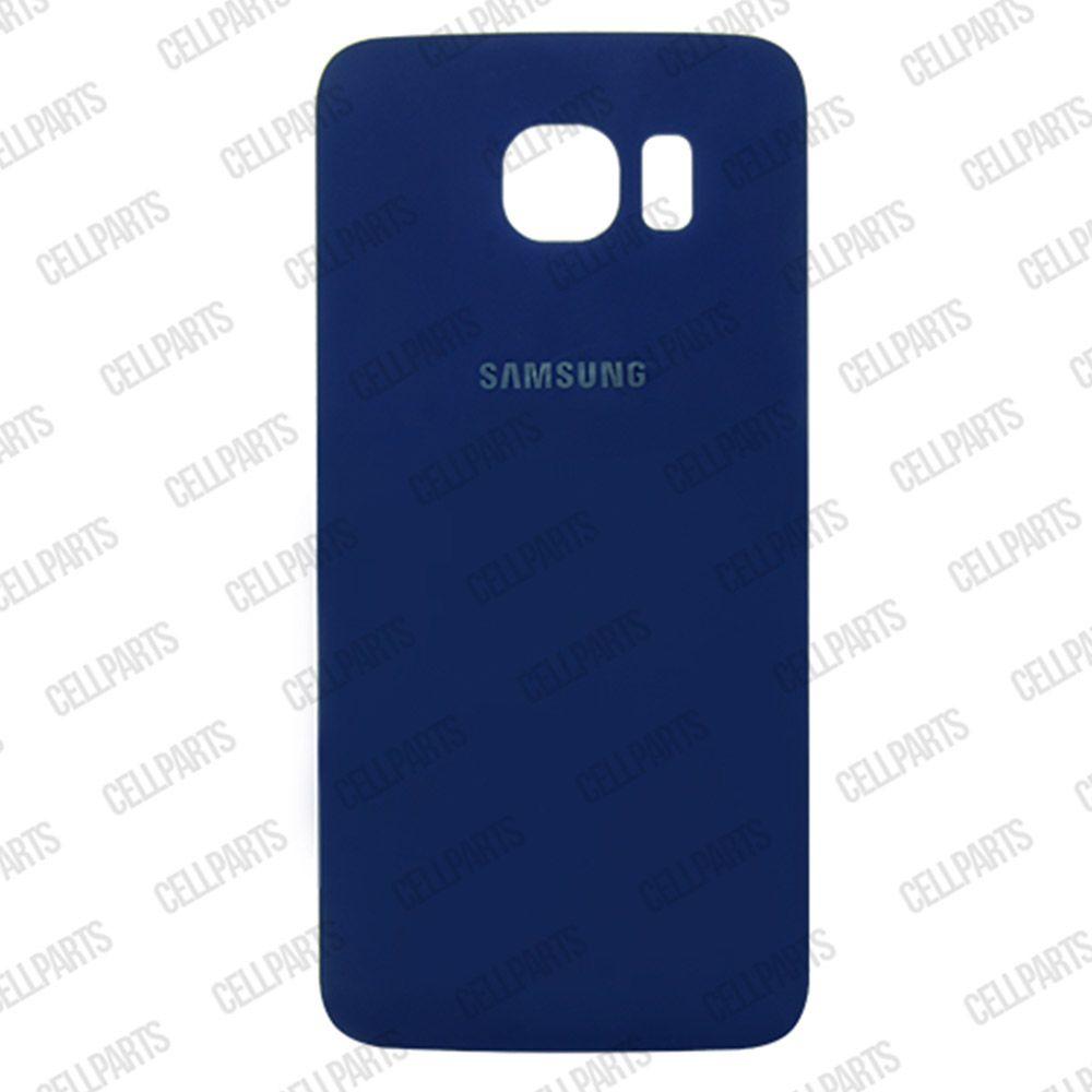 Tampa Traseira Samsung G920 S6 Azul