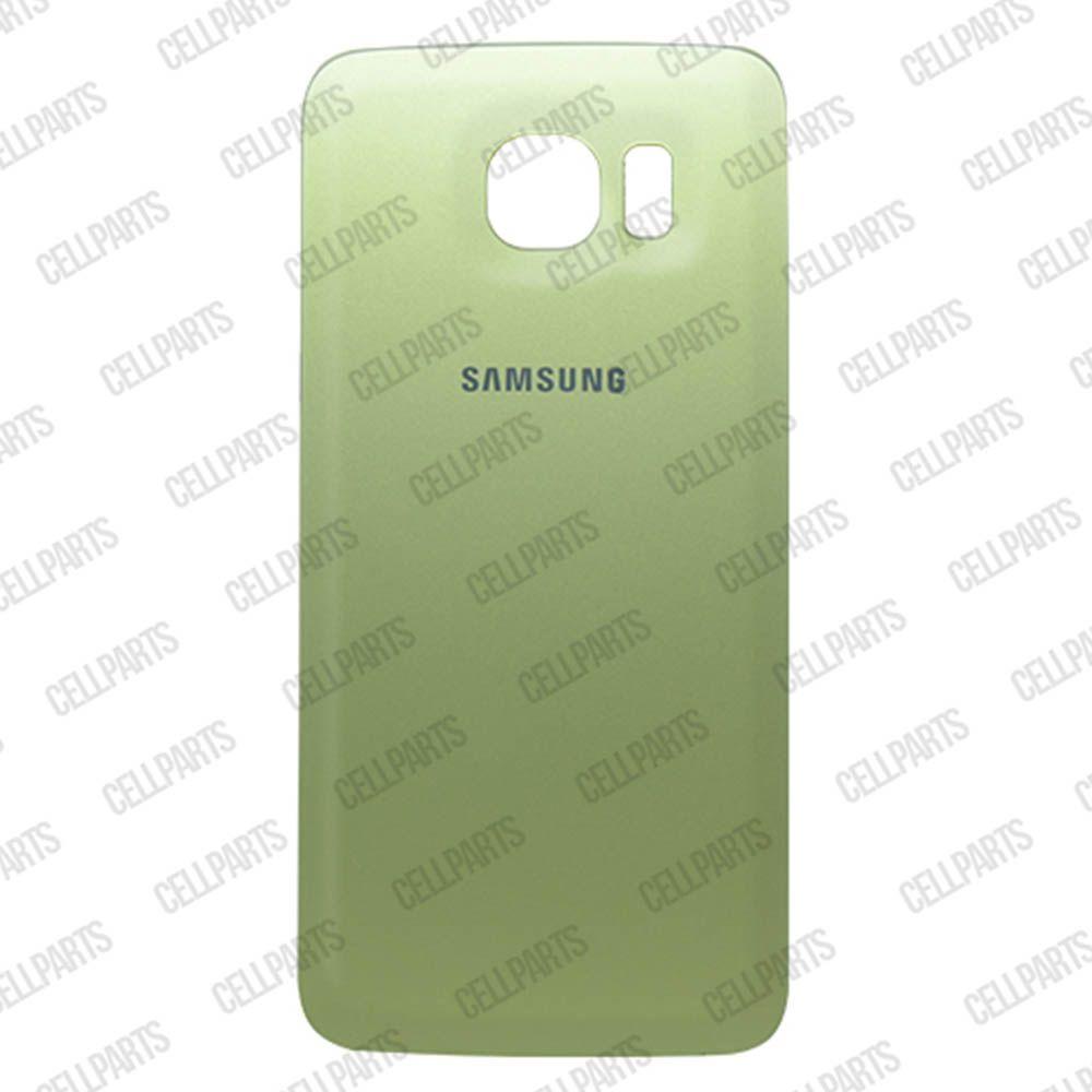 Tampa Traseira Samsung G920 S6 Dourada