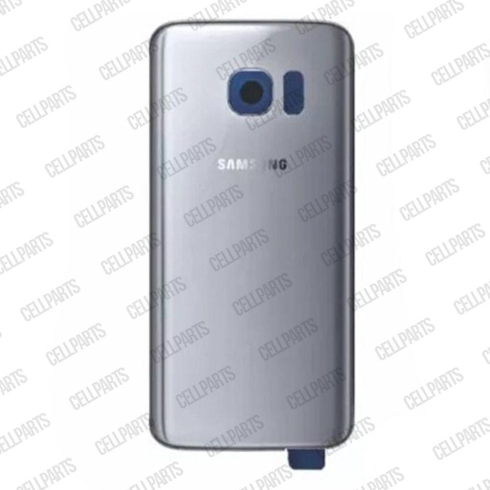 Tampa Traseira Samsung G930 S7 Prata