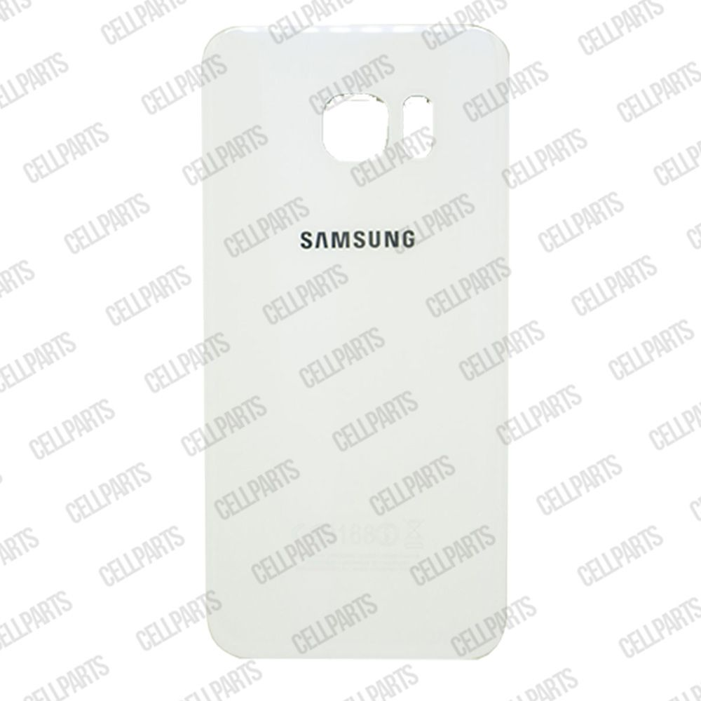 Tampa Traseira Samsung G935 S7 Edge Branco