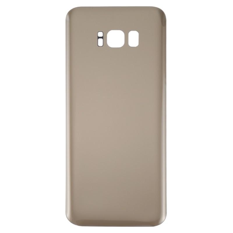 Tampa Traseira Samsung G955 S8 Plus Dourado