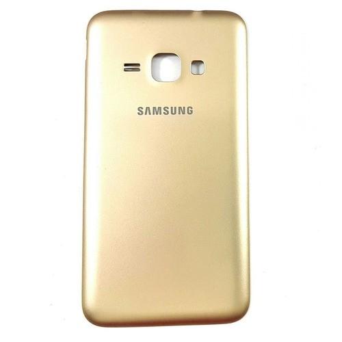 Tampa Traseira Samsung J120 J1 2016 Dourada