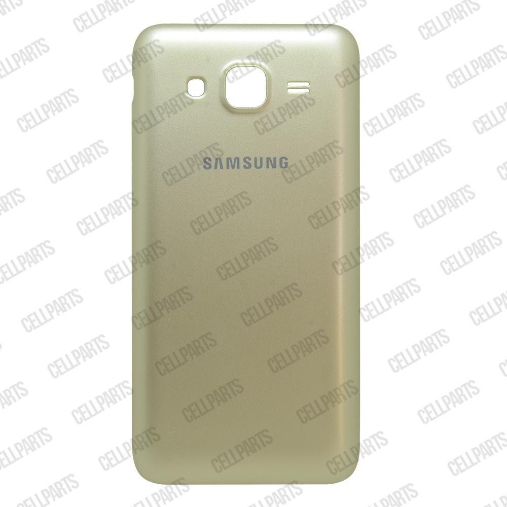 Tampa Traseira Samsung J500 J5 Dourada